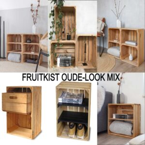 Fruitkist - Oude Look - Mix